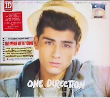 ONE DIRECTION Take Me Home 2012 MALAYSIA SPECIAL EDITION CD RARE (ZAYN MALIK)
