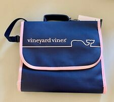 Vineyard Vines Navy Blue Pink Whale Wipeable Changing Pad Nwt Fast Free Shipping