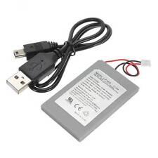 BATERIA PARA MANDO PS3 LI-ION 1800mAh 3.7V + Regalo cable para cargar mando