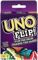 Mattel Games - UNO: Flip [New ] Card Game, Toy