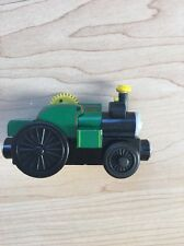 Genuine Thomas & Friends Wooden Railway Train TREVOR the Traction Engine Used