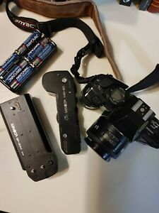minolta maxxum 9000 film cameras