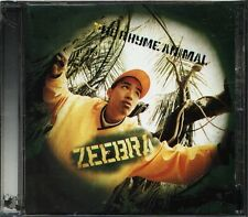 ZEEBRA - The Rhyme Anima - Japan CD - J-POP - 14Tracks