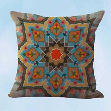 US Seller- boho vintage retro cushion cover decorative home accessories