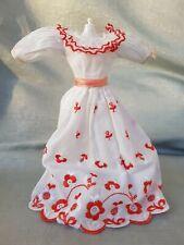 Niedliches Kleid für Barbie Petra Karina und Co.
