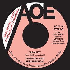 "Underground Resurrection - Reality / Dreams 7"""