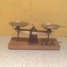 Vintage Kodak Studio Scale For Photographic Purposes