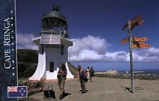 Postcard: Cape Reinga, Leuchtturm, Neuseeland - 2