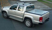 EGR Alloy Trade Top Hard Ute Lid for VW Amarok Dual Cab - Silver