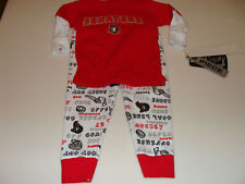 Ottawa Senators Toddler 2T 2Pc Layered Pjyamas NHL