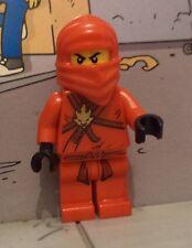 Ninjago Lego minifigure RED NINJA / KAI 2111 2505 2508 2258 30083