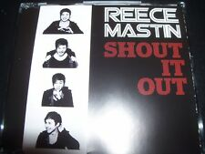 Reece Mastin Shout It Out Australian 2 track CD Single – Like New