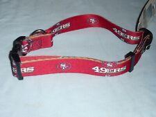Extra Large Hunter MFG San Francisco 49Ers Dog Collar