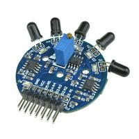 5 Way Flame Sensor Module Digital Analog Output Fire extinguisher Board Arduino