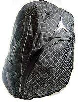 Nike Air Jordan Jumpman Laptop School Gym Book Backpack New Black Bag