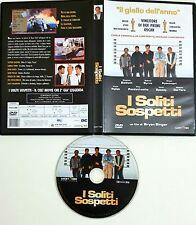 I soliti sospetti (1995) DVD Fuori Catalogo
