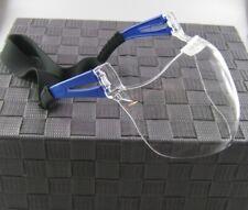 transparente Mund Nasen Maske aus Kunststoff, beschichtet Wiederverwendbar,TOP!