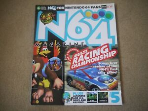 Nintendo N64 Magazine - issue 5 (August 1997)