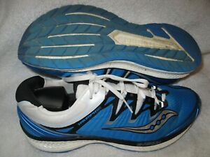 Saucony men's Triumph ISO model lightweight running shoes (style S20413-2) 10.5