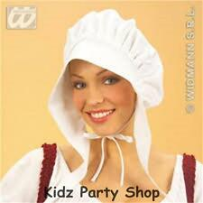 Victorian Bonnet Hat - Fancy Dress Party - Free Post in UK