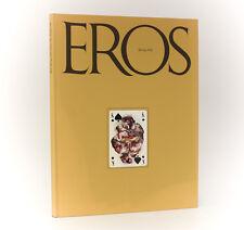 Ralph Ginzburg 'Eros Spring 1962 Vol 1 No 1'. Published by Eros Magazine