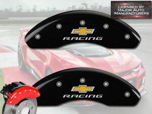 2012-2020 Chevrolet Chevy Sonic Front Black MGP Brake Disc Caliper Covers Racing