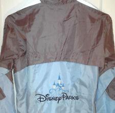 Rare Walt Disney Parks Windbreaker Jacket Adult M/L World Land Disneyland Resort