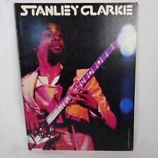 Stanely Clarke Music Song Book 13 Songs 1977 Piano Vocal