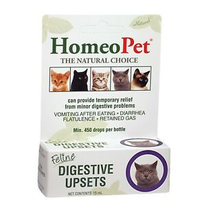 HomeoPet Digestive Upsets -Make Offer-