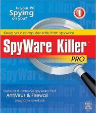 Vintage SpyWare Killer Pro, Comsi P/N: SJ032505, CDRAZ639D1, TESTED in Windows 7