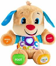 New listing Fisher-Price Laugh & Learn Smart Stages Puppy with 75+ Songs & Sounds