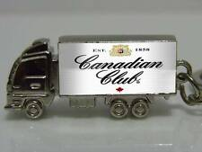 Canadian Club Custom Zinc Alloy Truck Keyring