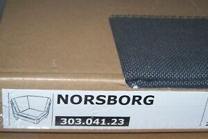 New IKEA  NORSBORG COVER for Corner Section  Finnsta Grey  303.041.23