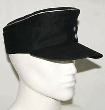 WWII WW2 German Elite Officer Summer Panzer M43 Field Cotton Cap Hat Army XL