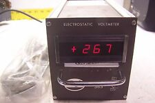 TREK 565 ELECTROSTATIC VOLTMETER 115 VAC WITH POWER CORD