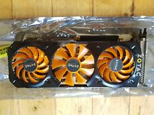 Nvidia Zotac GTX 780 OC 3Gb GPU graphics cards Video Card