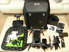 3DR Solo Smart Drone w Gimbal GoPRO Hero 4 BLACK 4K Camera & Carrying Bag Setup