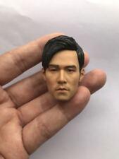 """1/6 Asian Singer Jay Chou Male Head Sculpt Figure F 12"""" Male Body"""