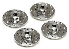 Exotek Racing 1858 Rock/Baja Drilled Hex Stainless Steel Brake Disc Kit
