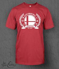 Super Smash Bros T-Shirt MEN'S Pokemon, Zelda, Mario, Switch Smash Bros Ultimate