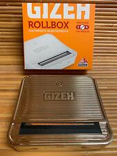 Gizeh Rollbox Zigarettenfertiger Wickler Zigarettendreher Neueste Generation