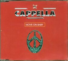 Cappella - Move On Baby 7 Tracks Cd Ottimo