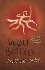 Wolf Brother SIGNED Michelle Paver (Hardback, 2004) 1st/1st edition