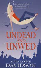Undead and Unwed, Davidson, MaryJanice,