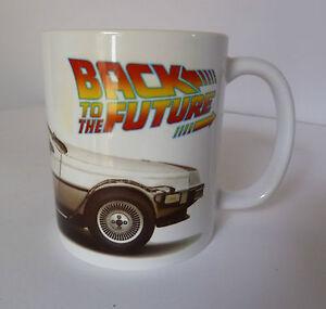 New DeLorean Back To The Future Car Mug Cup Gift Christmas Present Birthday
