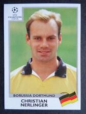 Panini Champions League 1999-2000 - Christian Nerlinger (Borussia Dortmund) #60