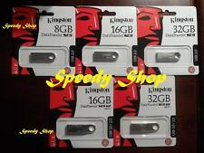 Chiavetta 8 GB 16 GB 32 GB Pendrive Usb  2.0 3.0 Memoria Kingston DTSE9 DTSE9G2