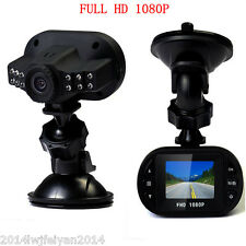 "Car DVR Video Recorder G-sensor Tachograph Dash Cam 1.5"" Full HD 1080P Camcorder"