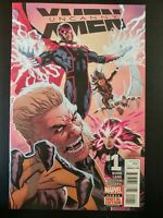 UNCANNY X-MEN #1a (2016 MARVEL Comics) VF/NM Comic Book