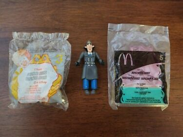 19992002 Inspector Gadget McDonalds Happy Meal Toys Lot of 3